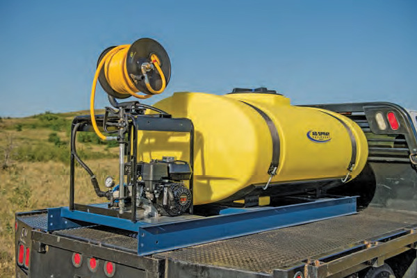 Ag Spray | 200-500 Elliptical Skid | Model 5276245-BLK for sale at Windstar Equipment and Auctions, TX