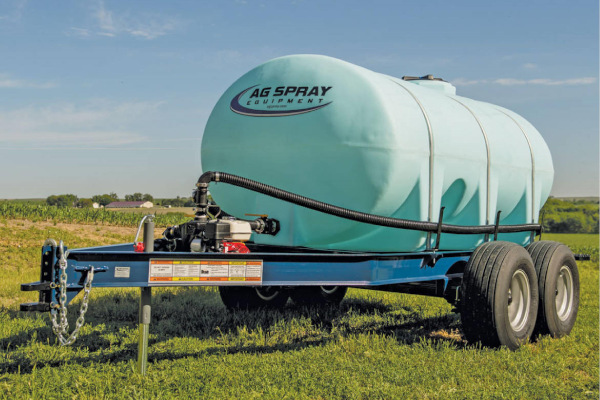 Ag Spray | Nurse Trailers | Model 1315 FERTILIZER NURSE TRAILER for sale at Windstar Equipment and Auctions, TX