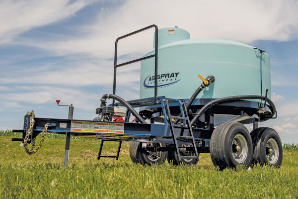 Ag Spray | Nurse Trailers | Model 1320 CONE BOTTOM NURSE TRAILER for sale at Windstar Equipment and Auctions, TX