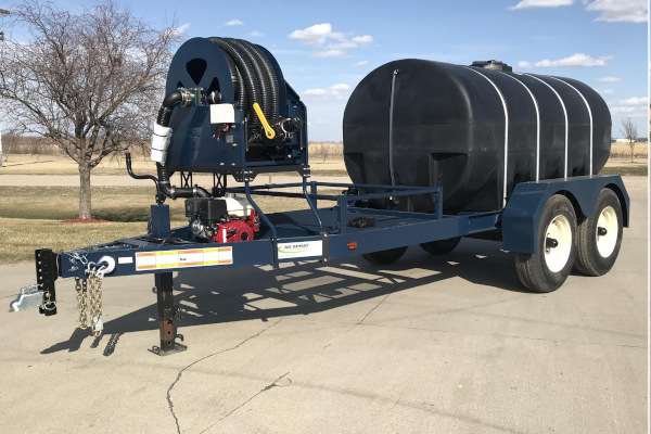 Ag Spray | Nurse Trailers | Model 2010 WATER NURSE TRAILER for sale at Windstar Equipment and Auctions, TX