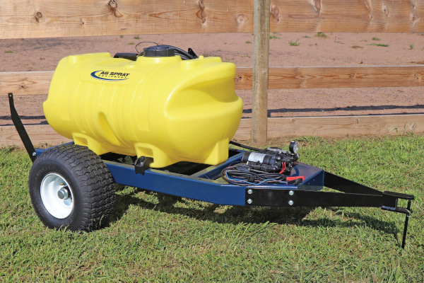 Ag Spray | Trailer Sprayers | Model 5301448-BLK for sale at Windstar Equipment and Auctions, TX