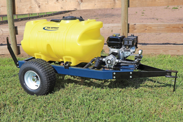 Ag Spray | Trailer Sprayers | Model 5301453-BLK for sale at Windstar Equipment and Auctions, TX