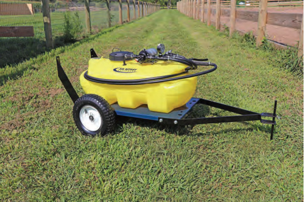 Ag Spray | Trailer Sprayers | Model 5302838-BLK for sale at Windstar Equipment and Auctions, TX