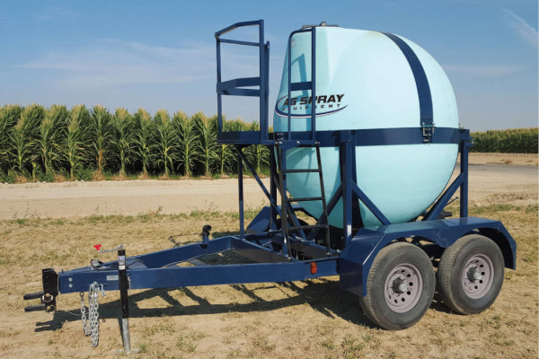 Ag Spray | Nurse Trailers | Model SPHERE LIQUID NURSE TRAILER for sale at Windstar Equipment and Auctions, TX