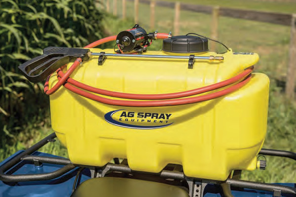 Ag Spray | Lawn & Garden | Brushbuster Sprayer for sale at Windstar Equipment and Auctions, TX