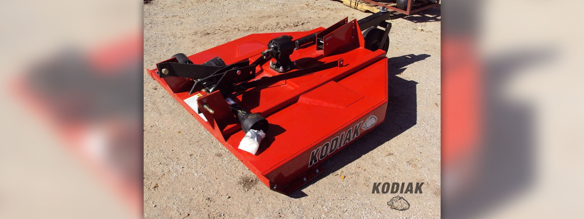 Windstar Equipment carries Kodiak equipment and much more!