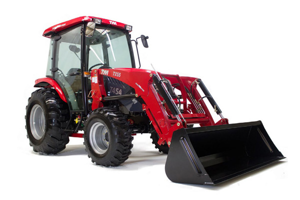 TYM Tractors T454 Compact Tractor for sale at Windstar Equipment and Auctions, TX