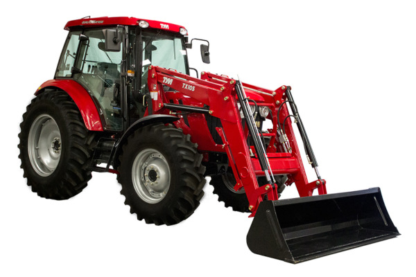 TYM Tractors TX105SL for sale at Windstar Equipment and Auctions, TX